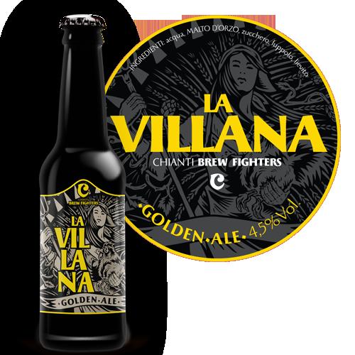 La villana chianti brew fighters
